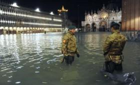 Η Βενετία κηρύχθηκε σε κατάσταση έκτακτης ανάγκης