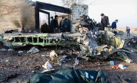 176 νεκροί από τη συντριβή Boeing 737 στο Ιράν (vid)