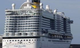 7.000 επιβάτες παγιδεύτηκαν από τον κοροναϊό πάνω σ' ένα κρουαζιερόπλοιο (vid)