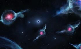 6 μυστηριώδη αντικείμενα κοντά σε μαύρη τρύπα, που δεν έχει ξαναδεί κανείς (vid)