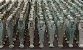 Σαρκοφάγος 3.000 ετών αφιερωμένη στον θεό Ώρο