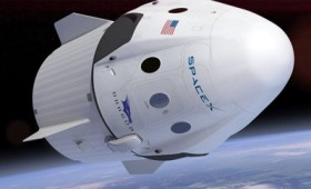 LIVE: Το ιστορικό ταξίδι του διαστημόπλοιου Dragon της SpaceX (vid)