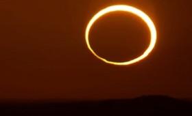 Η δακτυλιοειδής έκλειψη Ηλίου στις 21 Ιουνίου (Gif+vid)