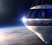 Το αερόστατο Ποσειδών σας μεταφέρει στα όρια του διαστήματος (vid)