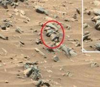 Απομεινάρι κινητήρα αρχαίου εξωγήινου αεροσκάφους ή παρειδωλία; (vid)