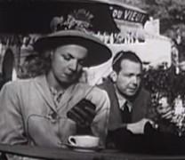 Smartphone σε παλιά γαλλική ταινία του 1947 (vid)