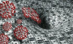 Κορονοϊός: Μαύρη τρύπα 28 τρισεκατομμυρίων δολαρίων στην παγκόσμια οικονομία
