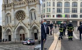 Γαλλία: Επίθεση με μαχαίρι στη Νίκαια με δύο νεκρούς και πολλούς τραυματίες