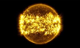 Τρία χρόνια από τη ζωή του Ήλιου σε τρία λεπτά (βίντεο)