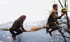 Παιδιά παίζουν Κουίντιτς στην μακρινή Ινδία