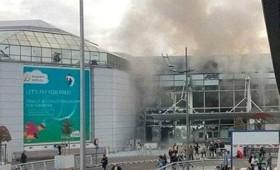 2 εκρήξεις συγκλόνισαν το αεροδρόμιο των Βρυξελλών