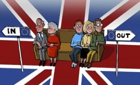 """Η πλειοψηφία των Βρετανών υπέρ του """"Brexit"""""""