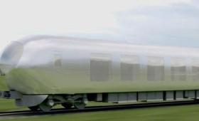 Η Ιαπωνία κατασκευάζει το «αόρατο» τρένο