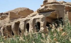 Αρχαία νεκρόπολη βρέθηκε κοντά στο Ασουάν
