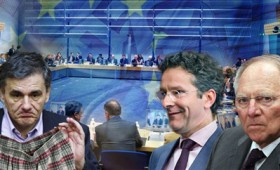 Eurogroup: τους πήραμε μέχρι και τα σώβρακα!
