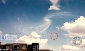 Παράξενα φαινόμενα στον ουρανό του CERN – βίντεο