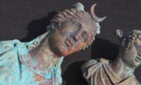 Ανακαλύφθηκε ναυάγιο με σπάνιες αρχαιότητες
