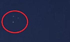 UFO χωρίζεται στα τρία πάνω από την Αλάσκα – Βίντεο