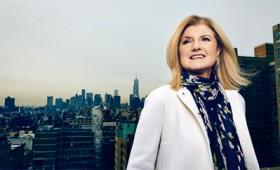 Thrive: Το νέο εγχείρημα της Αριάννας Χάφινγκτον