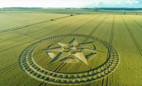 Το άλυτο μυστήριο των αγρογλυφικών
