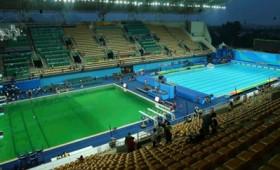 Ρίο 2016: Όταν το νερό έγινε ξαφνικά πράσινο!