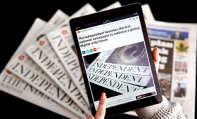 Ο Independent έγινε ψηφιακός και κερδοφόρος