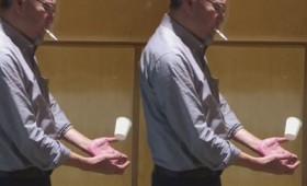 Ο Ιάπωνας που κάνει τα πράγματα να πετούν (vid)