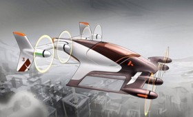 Αεροταξί: η επανάσταση στις συγκοινωνίες