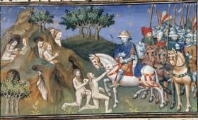 Ο Αλέξανδρος και οι Γυμνοσοφιστές