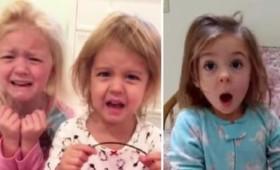 Αστεία βίντεο: Τα παιδιά και οι καραμέλες του Χάλογουιν