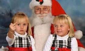 Οι πιο αστείες φωτογραφίες των εορτών
