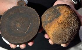 Παράξενες μπάλες στο βυθό του Ατλαντικού Ωκεανού