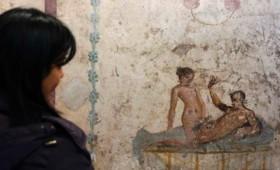 Οι όχι και τόσο ευυπόληπτες γυναίκες της Πομπηίας