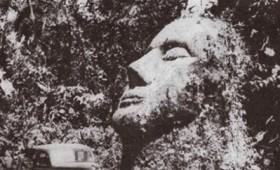 Το μυστηριώδες πέτρινο κεφάλι της Γουατεμάλας