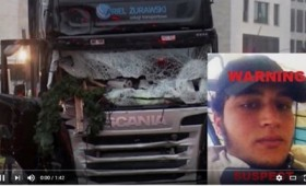 Τυνήσιος ο δράστης της επίθεσης στο Βερολίνο