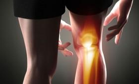 «Ζωντανός επίδεσμος» για τραύματα στο γόνατο