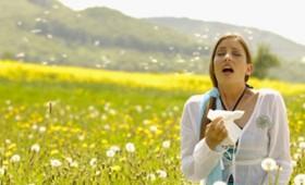Ανοιξιάτικες αλλεργίες: επτά φυσικές θεραπείες