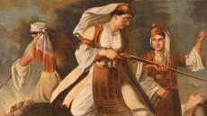 Οι γυναίκες στην Ελληνική Επανάσταση του 1821