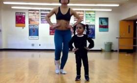 2χρονη Μπιγιονσέ σε χορό που σκοτώνει! (Βίντεο)