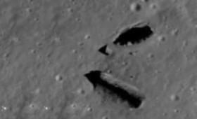 Υπάρχουν εξωγήινα κτίσματα στη Σελήνη; (Βίντεο)