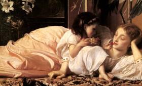 Γιορτή της μητέρας: Η μητέρα μέσα από την Τέχνη