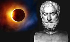 Ο Θαλής ο Μιλήσιος και η ηλιακή έκλειψη του 585 π.Χ.