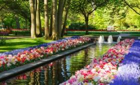 Μαγικοί κήποι – Μονοπάτια γαλήνης και ευημερίας