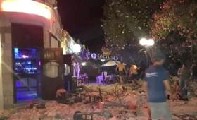 Αιγαίο: σεισμός 6,7 Ρίχτερ με τσουνάμι και 2 νεκρούς