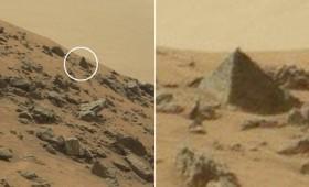 Ανακαλύφθηκε πυραμίδα στον Άρη από το Curiosity