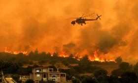 ΤΡΑΓΩΔΙΑ: Πάνω από 90 πυρκαγιές μέσα σε μια ημέρα