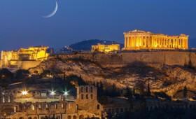 Η Αθήνα ανάμεσα στους top τουριστικούς προορισμούς
