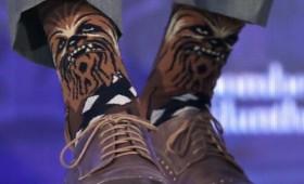 Ποιος ηγέτης φοράει κάλτσες με τον Πόλεμο των Άστρων;