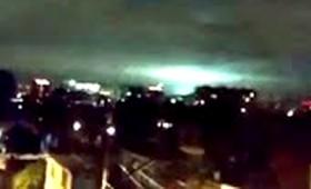 Σεισμός Μεξικού: μυστηριώδεις λάμψεις στον ουρανό (vid)