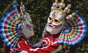 Ντελόκ: μια θιβετανική επιθανάτια εμπειρία